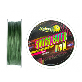 Select Baits Shockleader X8 Braid Dark Green 0.29mm