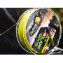 Select Baits Spod and Marker X8 Braid Hi-Viz Yellow 0.18mm, -baitshop