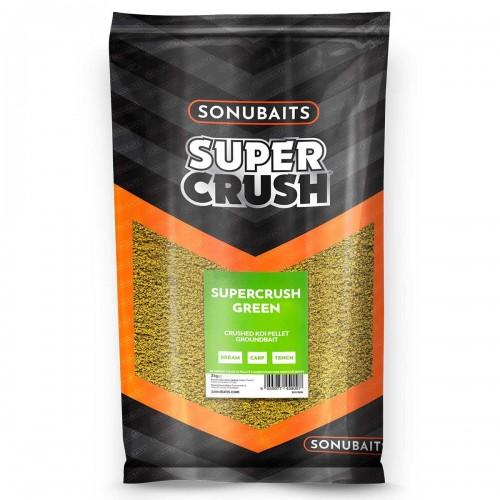 Sonubaits Supercrush Green 2kg, Sonubaits-baitshop