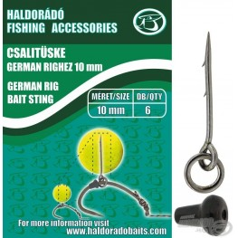 Haldorado German Rig Bait Sting 10mm, -baitshop