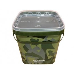 Bait-Tech Camo Bucket 5L