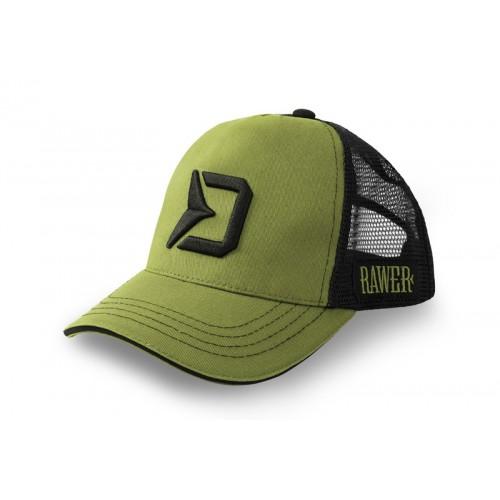 Delphin Rawer Trucker Cap, -baitshop