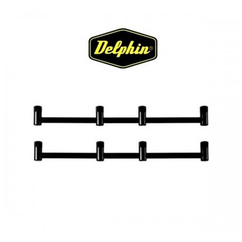 Delphin RPX4 Black Buzz Bar 4 Rods, Delphin-baitshop