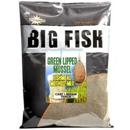Dynamite Baits Big Fish Green Lipped Mussel 1.8kg