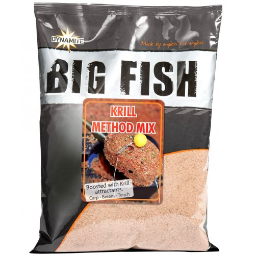 Dynamite Baits Big Fish Krill 1.8kg, Dynamite Baits-baitshop