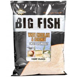 Dynamite Baits Big Fish White Chocolate & Coconut 1.8kg
