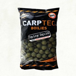 Dynamite Baits CarpTec Boilies Spicy Squid 20mm 2kg