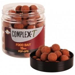 Dynamite Baits Complex-T Pop-ups 15mm, -baitshop