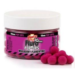 Dynamite Baits Fluro Pop-ups Mulberry Florentine 10mm, -baitshop