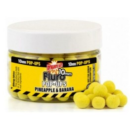 Dynamite Baits Fluro Pop-ups Pineapple&Banana 10mm, -baitshop