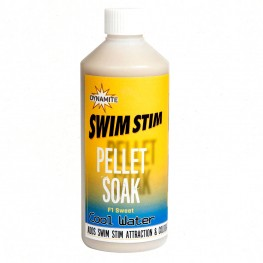 Dynamite Baits Swim Stim F1 Cool Water Pellet Soak 500ml