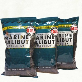 Dynamite Baits Marine Halibut Pellets 3mm 900g