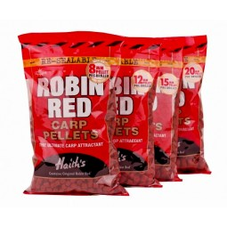 Dynamite Baits Robin Red Pellets 20mm 900g