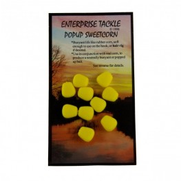 Enterprise Tackle Pop-up Sweetcorn White