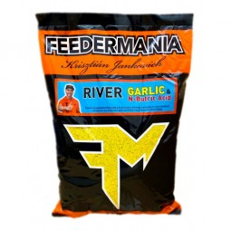 FeederMania Groundbait River Garlic&N-Butyric 2.5kg