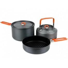 Fox Cookware Set Medium, -baitshop