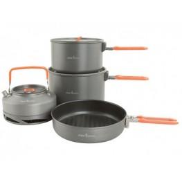 Fox Cookware Set Large, -baitshop