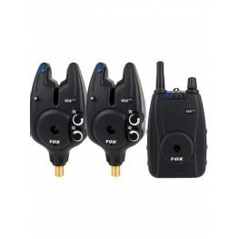 Fox Micron® MXr+ Presentation Set 2+1 All Blue