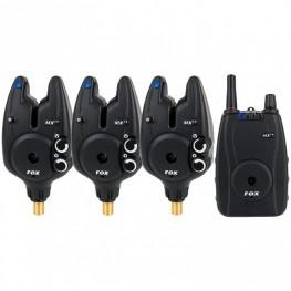 Fox Micron® MXr+ Presentation Set 3+1 All Blue