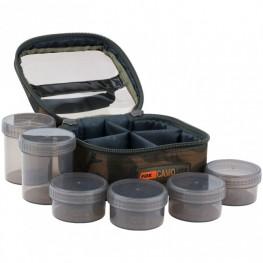 Fox Camolite™ Glug 6 Pot Case, -baitshop