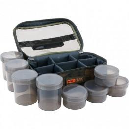 Fox Camolite™ Glug 8 Pot Case, -baitshop