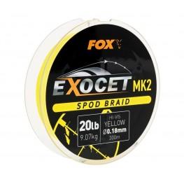 Fox Exocet MK2 Spod Braid 0.18mm/300m