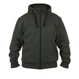 Fox Chunk® Green&Black Heavy Lined Hoody, -baitshop
