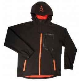 Fox Chunk® Black&Orange Softshell Jacket, Fox International-baitshop
