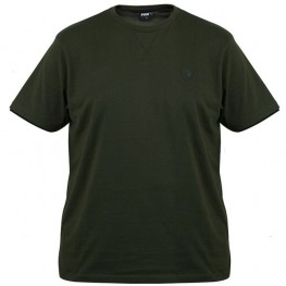 Fox Chunk® Green&Black Brushed Cotton T-Shirt, -baitshop