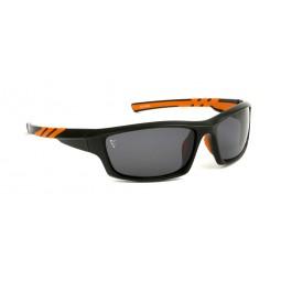 Fox Chunk Black&Orange Sunglasses