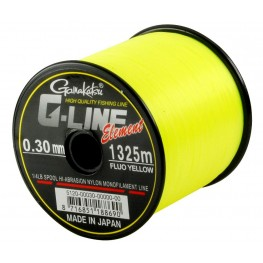 Gamakatsu G-Line Element Fluo 0.26mm/1820m
