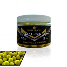 Pop-up Pineapple & N-Butyric 12 mm, Baitshop Romania-baitshop