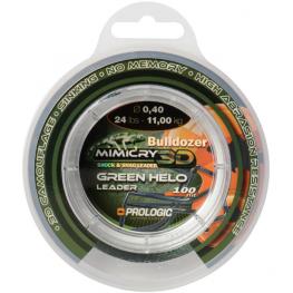 Prologic Bulldozer Green Helo 0.50mm, -baitshop