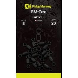 Ridgemonkey RM-Tec Swivel nr.8, -baitshop