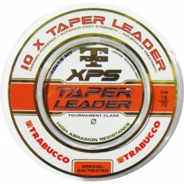 Trabucco XPS Taper Leader 0.18-0.32mm, -baitshop