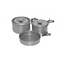 Trakker Armolife 3 Piece Cookware Set